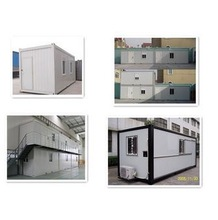 china made cheap Completely Knocked-down kit plat pack container homes for sale