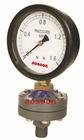Diaphragm sealed manometer China made 2014 hot sale