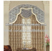 2014 fashion design fabric curtain,Dongguan MEIJIA fabric curtain wholesale