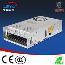 constant voltage aluminum 250w transformer 110v to 12v for led strip lights