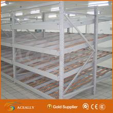 Warehouse Storage, Gravity Style Carton Flow Rack