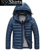 2014 SSCShirts russian winter down coats for men