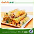 De haute qualité et délicieux cuisson, congelés. d'emballage en plastique rouleau de printemps