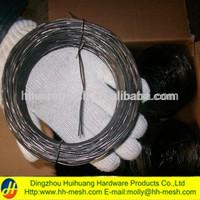 Brazil market 18 gauge black annealed wire arame recozido torcido