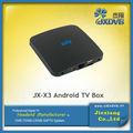 Receptor de satélite digital/dual core android tv caixa