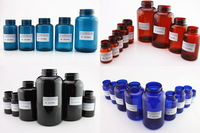 drug plastic solid bottle/plastic medicine jar/big volume plastic bottles