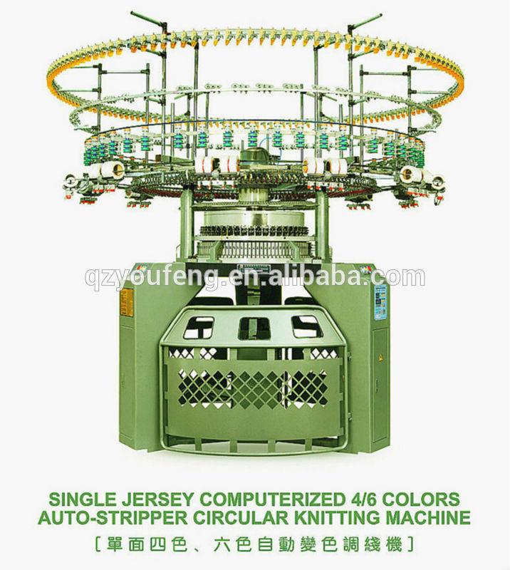 automatic sweater knitting machine