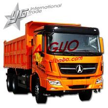 Beiben( norte benz) v3 290hp 10 ruedas 6x4 euro2 mejor que isuzu camión de volteo( nd32600b34j7)