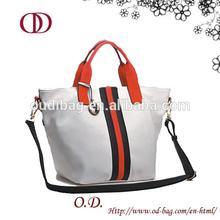 2014 stylish flannel made ladies clutch bag fashionable handbag