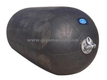 strong elasticity and mechanical absorbent inflatable rubber fender for Ship