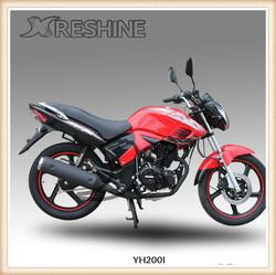 Featured street bike sport motorcycle 150cc