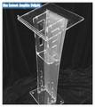 K-031 igreja / conferência / exposição / discurso acrílico / PMMA / vidro orgânico púlpito