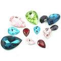 La decoración de piedra de vestir, de nuevo cristal de piedras preciosas