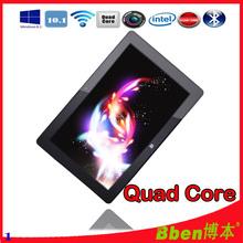 Original 2GB 256GB Intel Quad core CPU windows tablet pc Quad core tablet pc window tablet with keyboard