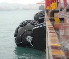 ocean cushion netted marine ruber boat fender for dock