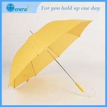High fashion Nylon Unbreakable auto open and auto close straight umbrella