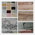 Folha de pvc transparente, pvc rígido folha de espuma de pvc e madeira compensada