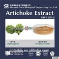 2.5% 5% naturel extrait d'artichaut cynarine