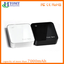 Best seller electronics Brand New 2 USB port 6600mAh rechargeable power case/external battery pack with digital display