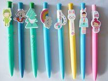 Custom Creative Personalized Character Ball Pen