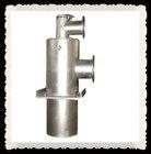 Low-pressure vortex gas burner types