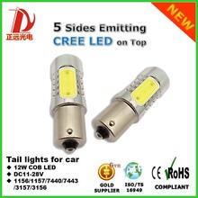 Universal Car LED Turn Light 1157 2 sides Led tuning Brake Light
