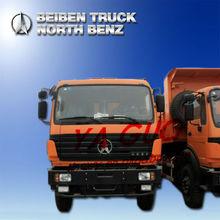 BEIBEN (NORTH BENZ) NG80 290HP 10WHEELS 6X4 EURO3EGR TRUCK DUMP (ND3254B34 2529KY)