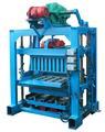 De bajo coste qtj4-40ii porosa de ladrillo de hormigón que hace la máquina