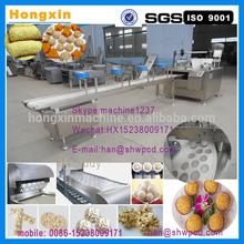 Crisp Puffed Rice Processing machine 0086-15238009171