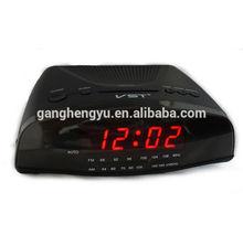 Radio alarm clock , AM FM talking clock