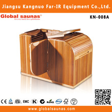 half body relax and enjoy infrared sauna KN-008(A)