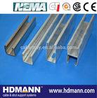 c steel profile channel
