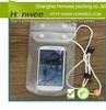 new best seller waterproof phone clear pvc plastic packaging bag