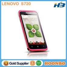 "Bulk China Mobile Phone Lenovo S720 Mobile Phone Quad Band Mobile 4.5"" QHD Andorid 4.0 MTK6577 Dual Core"