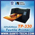 SinoColor TP-330 Flatbed Digital Textile Printer