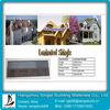 dimentional asphalt shingle/laminated asphalt shingle/double-layer aspahlt shingle