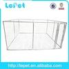 low price heavy duty 8 dog kennels
