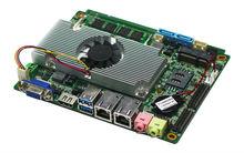 1037u Mini Itx Motherboard POS Mainboard with 2*Mini Pcie 1*Mini SATA