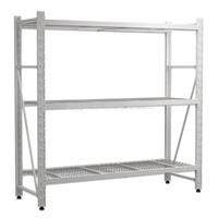 Details about Heavy Duty Garage Shelving / Storage Metal workbenchHeavy Duty Garage Shelving / Storage Metal workbench