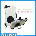 3 em 1 coldre telefone capa para o iphone 6 com kickstand
