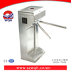 access control vertical Fully Automatic Type Compact Tripod Turnstiles