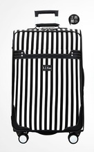 2014 newest desigh trolley case suitcase luggage travel bags matching color spare parts
