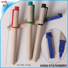mini ECO biodegradable paper ball pen