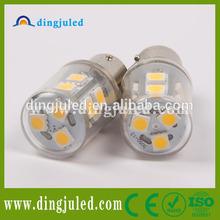 2014 hot sale T20 12v 1156 LED cars for turning lighting