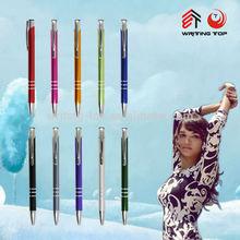 2014 custom logo soft pvc magnet pen