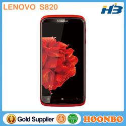 Mobile Phone Lenovo Original Lenovo S820 Smartphone MTK6589 Quad Core 4.7'' IPS Celulares
