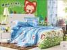 china supplier home textile 100% cotton baby bedding set