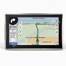 High quality 7 Inch GPS Navigation With 800mhz CPU lifetime Map GPS Navigator