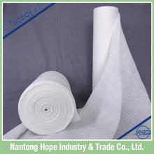 100% cotton gauze roll pieces