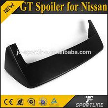 04-07 Fiberglass Material GT Spoiler for Nissan Tiida